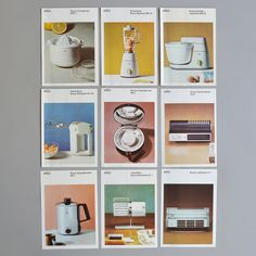 Braun- something very pleasant about the contrast between the photography and the type and white space