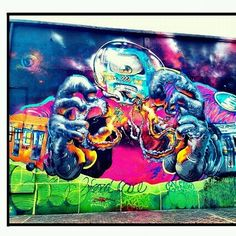 #graffiti #bogotaneando #bogota #streetart #streetphotography #instaphoto #arteurbano #paisajeurbano #painting #streetarteverywhere #lifestyle