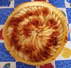 Tarte de maçã vegan sem açúcar not guilty pleasure