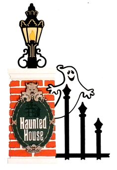 Paper Wizard - Mousin Around Collection - Disney - Die Cuts - Haunted House Art Halloween, Halloween Scrapbook, Halloween Themes, Halloween Decorations, Disney Halloween, Disney Diy, Disney Crafts, Disney Love, Disney Style