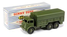 Dinky No. 622 Military Army 10-ton Truck