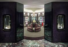 Brian Atwood Madison Avenue Store - Harper's BAZAAR