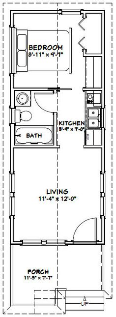Granny Cottage Plans Small 2 Bedroom Cottage Plan Granny Flat Granny Flat