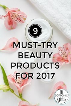 Give these beauty products a try to see if they make your life easier when getting ready for the day!
