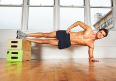 THE NEW RULES OF ABS MASTER THESE SEVEN STATIC FLOOR EXERCISES.