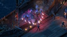 Pillars of Eternity 2: Deadfire ganha trailer destacando seus principais elementos