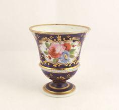 Antique-19thC-Coalport-Porcelain-Egg-Cup-circa-1820-1