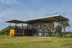 Discover Shipping Container Architecture