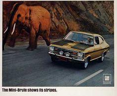 The Opel Kadett Rallye: America's #2 Import in 1969