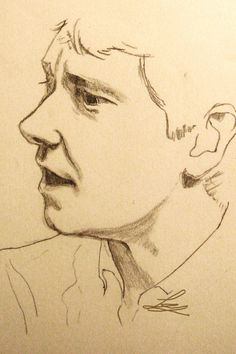 221-boheme:  John Watson sketch page #2 - sketched from screenshots.  That top right one is all kinds of wonderful