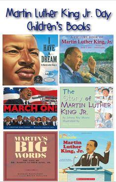 Terrific Martin Luther King Jr. Children's Books & Activities