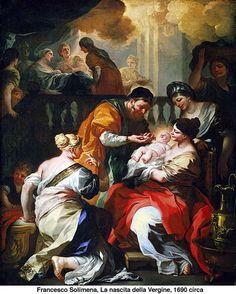 Alfonso Maria de Lguori, santo mariano di eccellenza, non ha mancato di scrivere sulla Natività di Maria: preghiere, riflessioni ascetiche e una canzoncina ancora in uso a Torre del Greco, nella chiesa della Madonna del Principio.