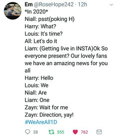 Let's be honest when they get back together Zayn isn't going to come back and good riddens. I personally think they sound better without him.
