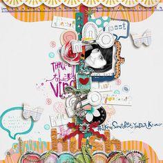 Rubdown {Eclectic} by Kim Jensen