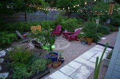 My Great Outdoors: Lee & John's Natural Modern Patio | Apartment Therapy