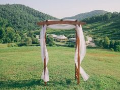 jason keefer photography faber charlottesville delfosse winery wedding ceremony details