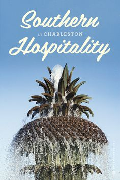 Visit America's friendliest city, Charleston and experience amazing Southern Hospitality.