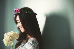 profile pic. photo by. wooubi studio 프로필 사진 _대전 우유비스튜디오 감성사진