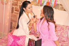 I loved all the Girly times spent with my Sister, we shared everything. Clothes-Lingerie-Makeup.