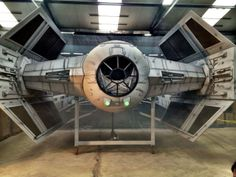 Half scale Star Wars Star Fighter