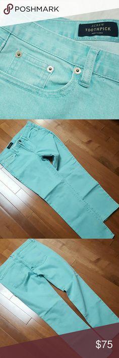 Spotted while shopping on Poshmark: J. Crew Toothpick Jeans! #poshmark #fashion #shopping #style #J. Crew #Pants