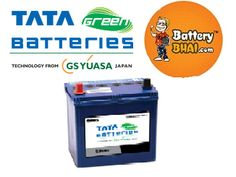 Buy 100% genuine Tata Green car batteries online in India's leading cities at Batterybhai. Tata Green is one of the most preferred car batteries brands in India. Get complete information about the Tata Green car batteries like price, warranty period, capacity or Ampere rating. We offer free home delivery and installation of car batteries within 24 hours of the order.