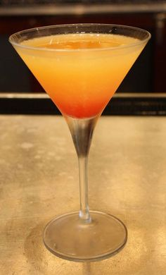 Felicity Huffman's What The Flicka? - The Georgia Peach Martini