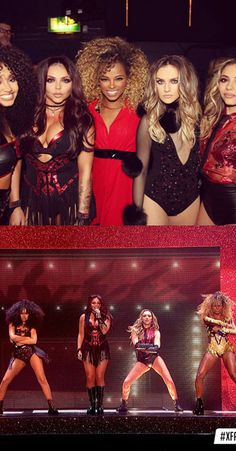 Did you HEAR what people said about Little Mix and Fleur East's X Factor performance?!