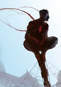 Amazing spidey art. Just love it
