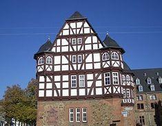 Neues Schloss (Gießen) – Wikipedia