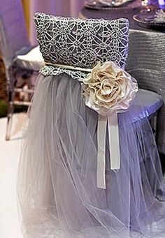 Gorgeous! - lace and tulle