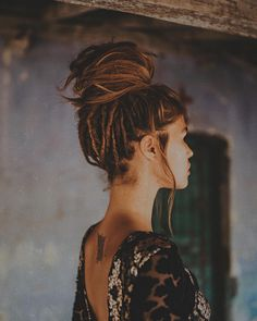 Bohemian Diesel Marketplace - the marketplace for the wild ones Haircut And Color, Wild Ones, Gypsy Style, Aesthetic Fashion, Boho Outfits, Easy Hairstyles, Hair Inspiration, Beautiful Pictures, Dreadlocks
