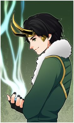 Loki : Agent of Asgard by PrinceOfRedroses on DeviantArt