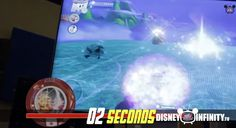 Disney Infinity 2.0 Power Disc In Action - http://disneyinfinity.tv/blog/disney-infinity-2-0-power-disc-in-action/