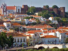 Castle of Silves, Algarve, Portugal