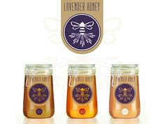 For all you #honey lovers. This sounds delish.