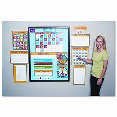 Morning Meeting Solution for Kindergarten Chart