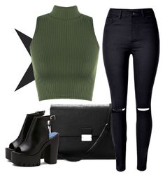 """""""Sin título #80"""" by lenalais on Polyvore featuring moda, WearAll, Aspinal of London y WithChic"""