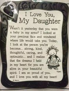 Happy Birthday, to my beautiful daughter! I couldn't be more proud! Enjoy your. - Happy Birthday, to my beautiful daughter! I couldn't be more proud! Enjoy your weekend! Mother Daughter Quotes, Birthday Quotes For Daughter, I Love My Daughter, My Beautiful Daughter, Mother Quotes, Happy Birthday Beautiful Daughter, Daughter Quotes Funny, Daddy Daughter, Mommy Quotes