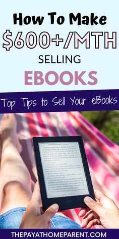 Did you know you can actually MAKE MONEY by writing ebooks? You just have to write it ONE time and then you can sell hundreds or even thousands of copies! Get paid to write ebooks teaching how to do something or simply write fun novels. The choice is yours! Are you ready to earn money writing ebooks in your spare time? Here's how to get started! Writing Ebooks, How To Start A Blog, How To Make Money, Make Money Writing, Ebooks Online, Starting Your Own Business, Self Publishing, Marketing Plan, Passive Income