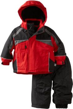 Rothschild Baby-Boys Infant Colorblock Snowsuit, « Clothing Impulse