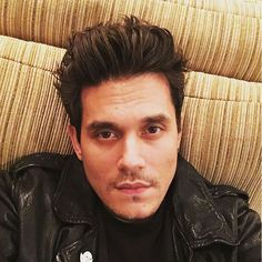 Pin for Later: 32 Hot Celebrity Male Selfies We've Already Been Treated To in 2016 John Mayer
