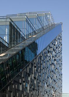 DNB Headquarters - The C-building | Dark Arkitekter © Jiri Havran/DNB/Dark Arkitekter | Archinect