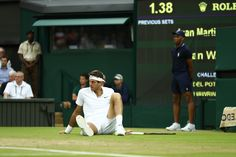 DelPo! #JuanMartinDelpotro #Delpotro #Wimbledon2016 #tennis The Championships, Wimbledon 2016 - Official Site by IBM
