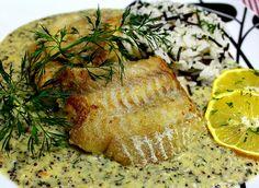 Seelachsfilet mit Senf - Dill - Soße, ein leckeres Rezept aus der Kategorie Fisch. Bewertungen: 124. Durchschnitt: Ø 4,4.