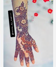 Kashee's Mehndi Designs, Mehndi Designs Front Hand, Pretty Henna Designs, Latest Arabic Mehndi Designs, Henna Tattoo Designs Simple, Latest Bridal Mehndi Designs, Mehndi Designs For Girls, Wedding Mehndi Designs, Mehndi Designs For Fingers