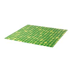 LJUDA Place mat can be repurposed to make Sock Blockers