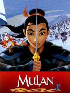Mulan is one my top favorite Disney movie ever!