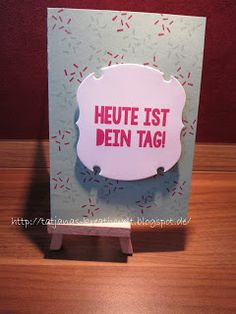 Tatjanas Kreativ Welt: {No. 173} Frohes neues Jahr...