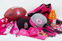 October Pink Ribbon Football Blues -- one fan's thoughts.